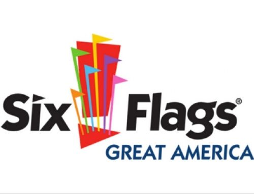 Six Flags Great America / Snickers
