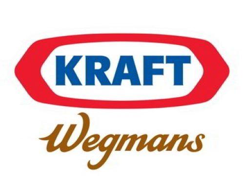 Kraft/Wegman's LPGA ad